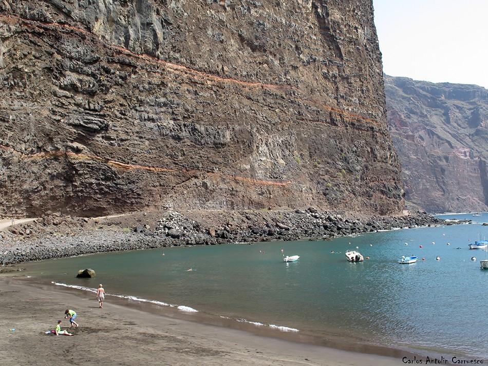 Puerto de Vueltas - Valle Gran Rey - La Gomera