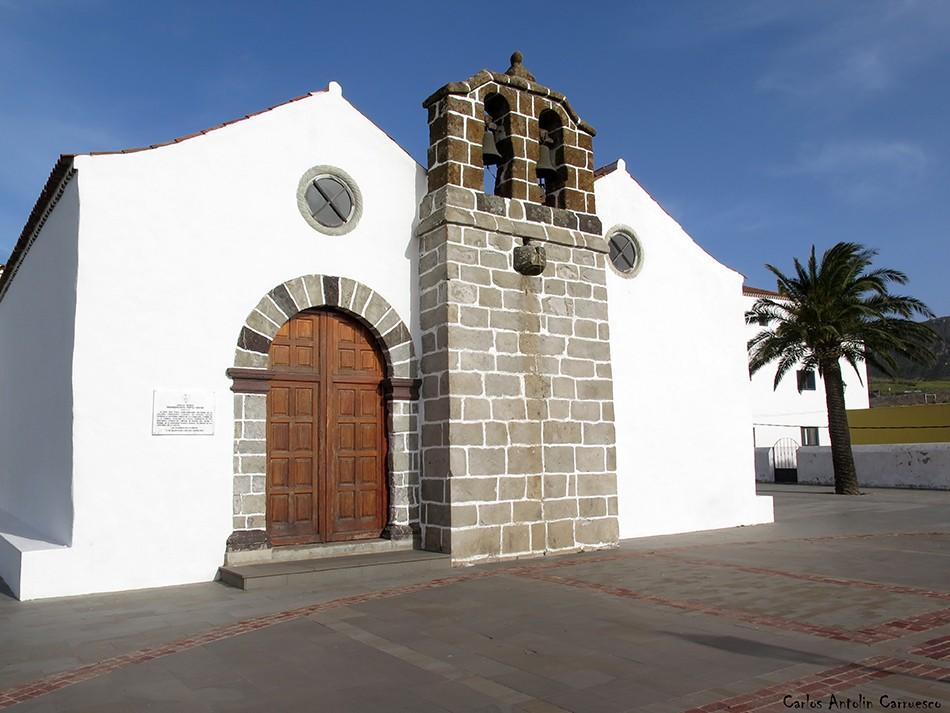 Iglesia de Chipude - La Gomera