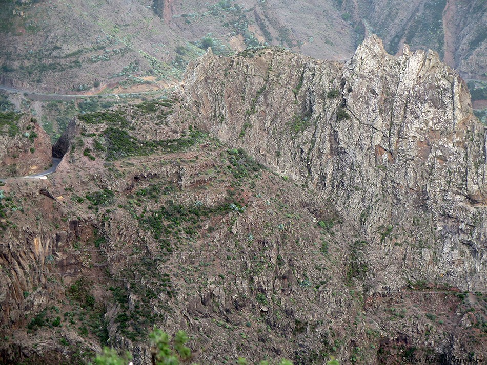 Barranco de Erque - La Gomera