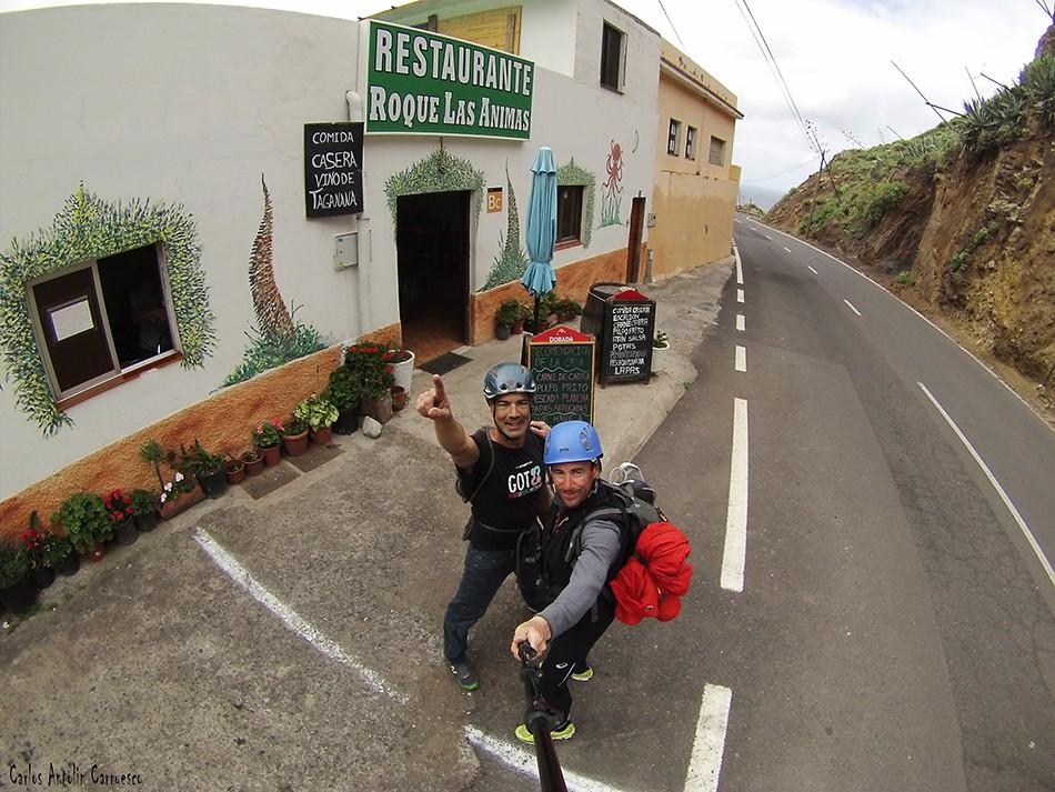 Restaurante Roque de Las Ánimas - Taganana - Tenerife