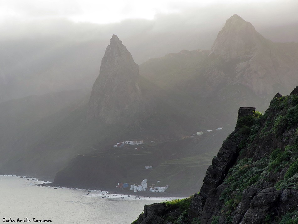 Taganana - Reserva Mundial de la Biosfera - Tenerife