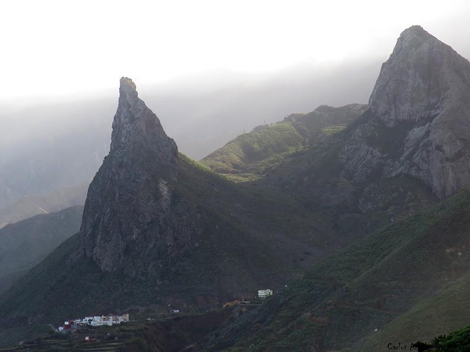 Taganana - Reserva Mundial de la Biosfera - Tenerife - Anaga