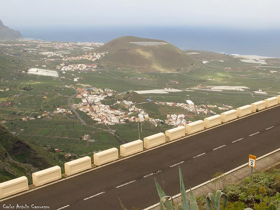 Barranco de Correa - Teno - Tenerife - buenavista del norte