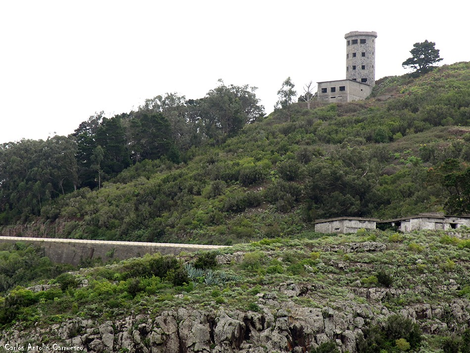 Barranco de Correa - Tenerife - teno
