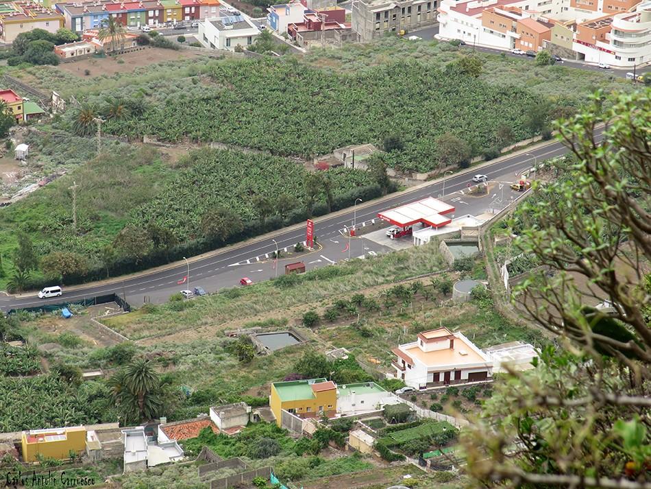 Barranco de Correa - Los Silos - Tenerife - La Caleta de Interián - La Fuga de Espinosa