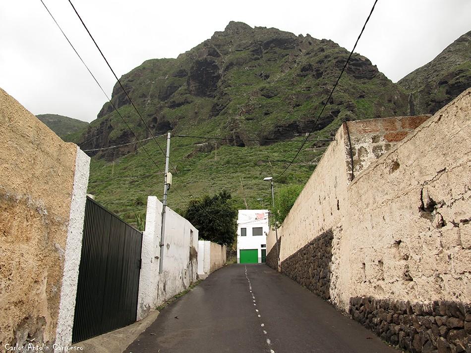 La Caleta de Interián - Los Silos - Tenerife