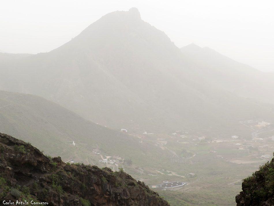 Valle San Lorenzo - Roque de Jama - Chijas - Tenerife