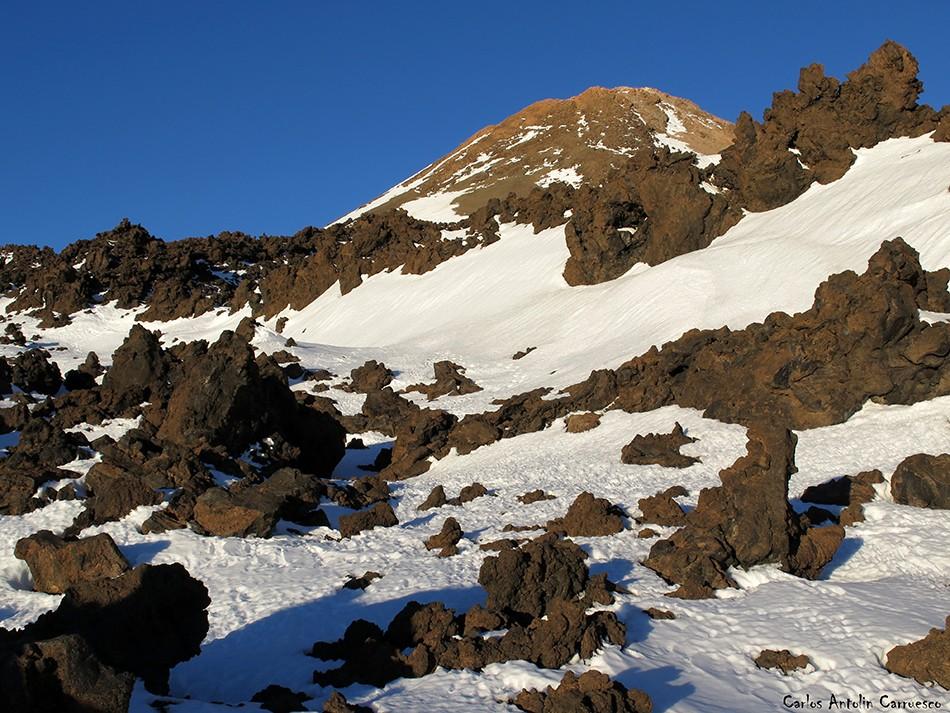 Parque Nacional del Teide - Tenerife - pan de azucar
