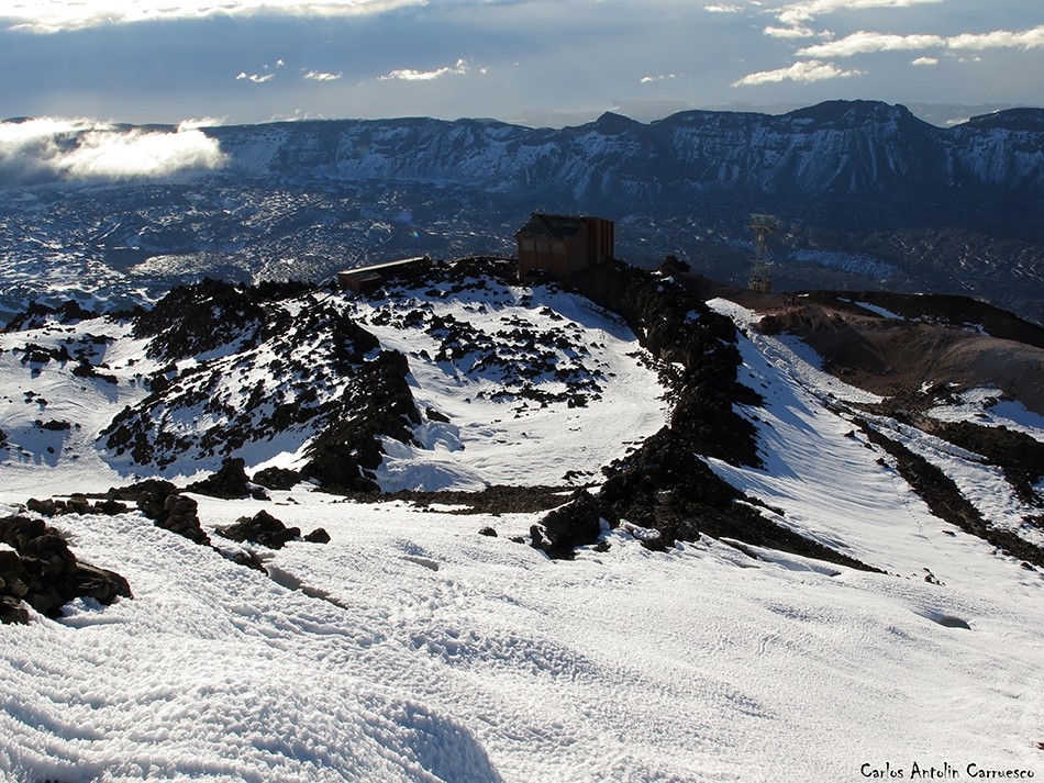 Telesforo Bravo - La Rambleta - Teide