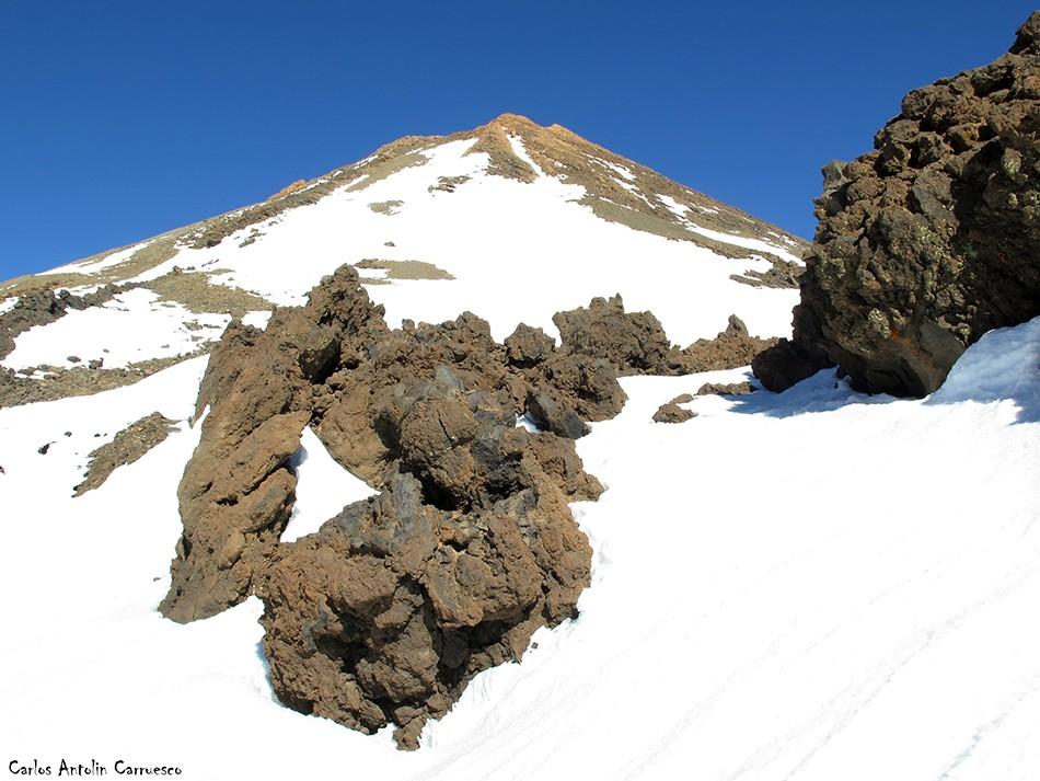 Telesforo Bravo - Teide - Tenerife - pico del teide - pan de azúcar