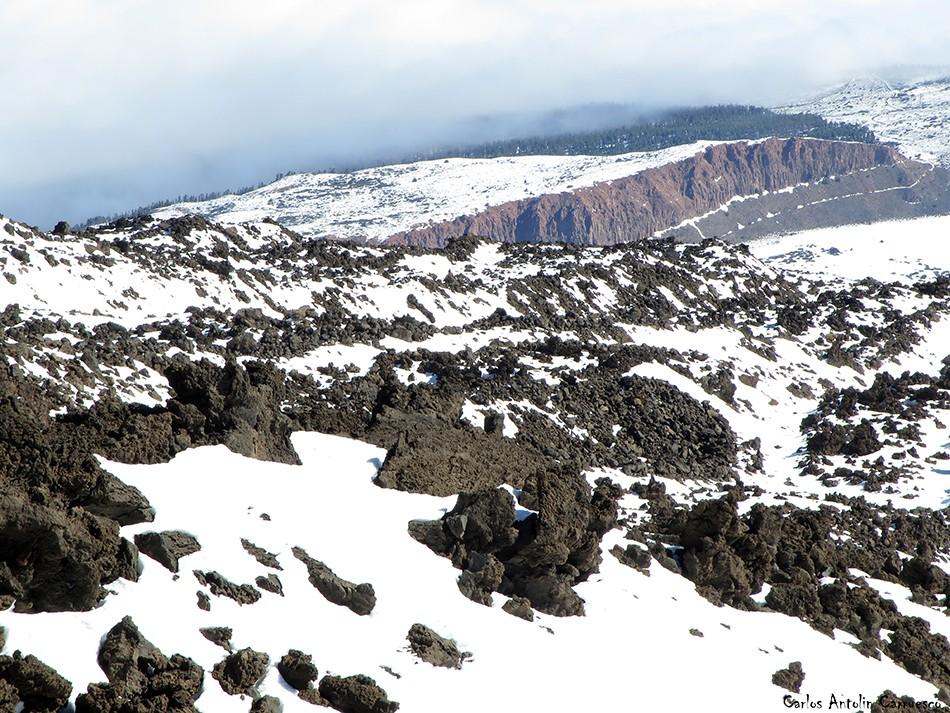 Parque Nacional del Teide - Tenerife - la fortaleza