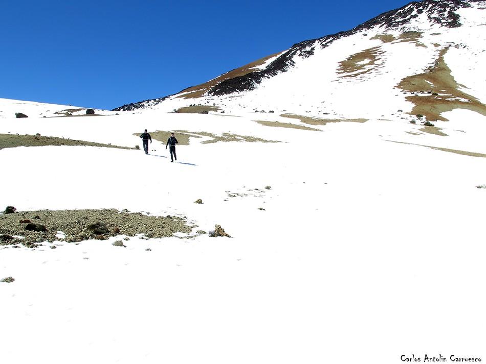 Montaña Blanca - Teide - Tenerife