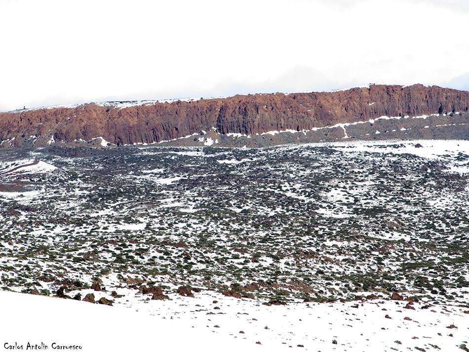La Fortaleza - Parque Nacional del Teide - Tenerife