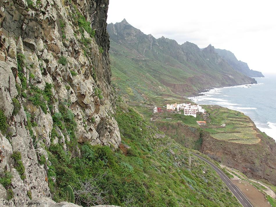 Las Ánimas - Vía Taganana - Tenerife