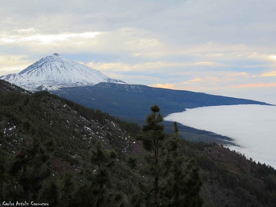 Parque Nacional del Teide - La Crucita - Tenerife