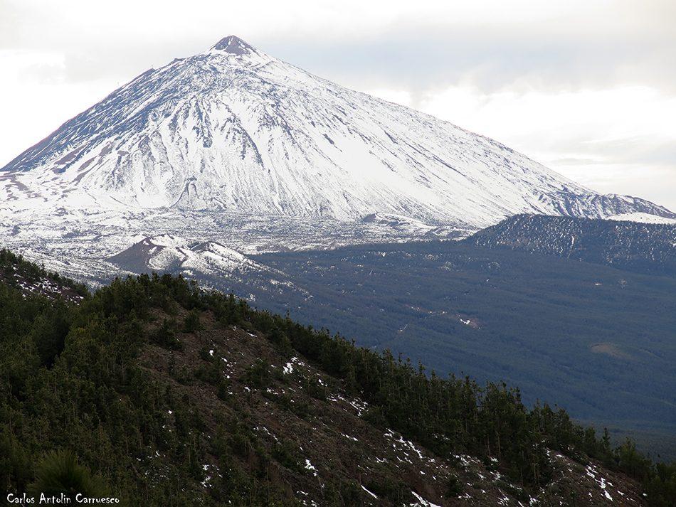 Parque Nacional del Teide - La Crucita - Tenerife - Teide
