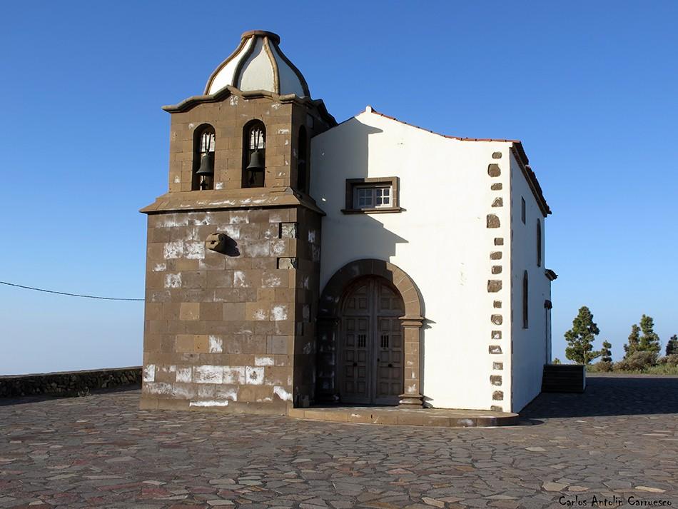 Mirador de Igualero - GR131 - Parque Nacional de Garajonay - La Gomera