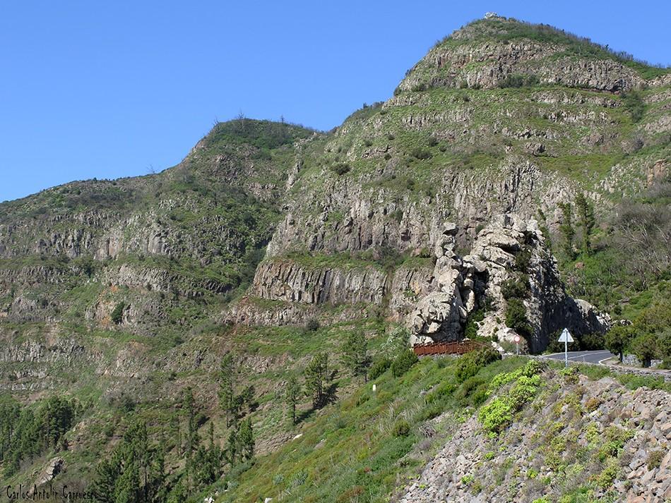 Los Roques - GR131 - La Gomera
