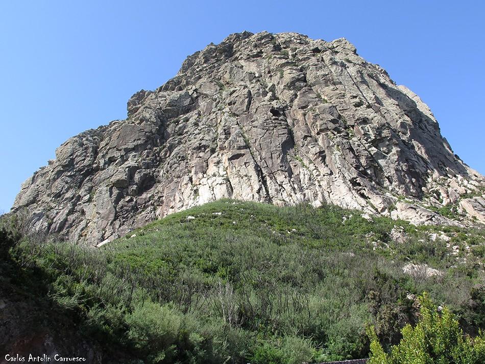 Los Roques - GR131 - La Gomera - agando