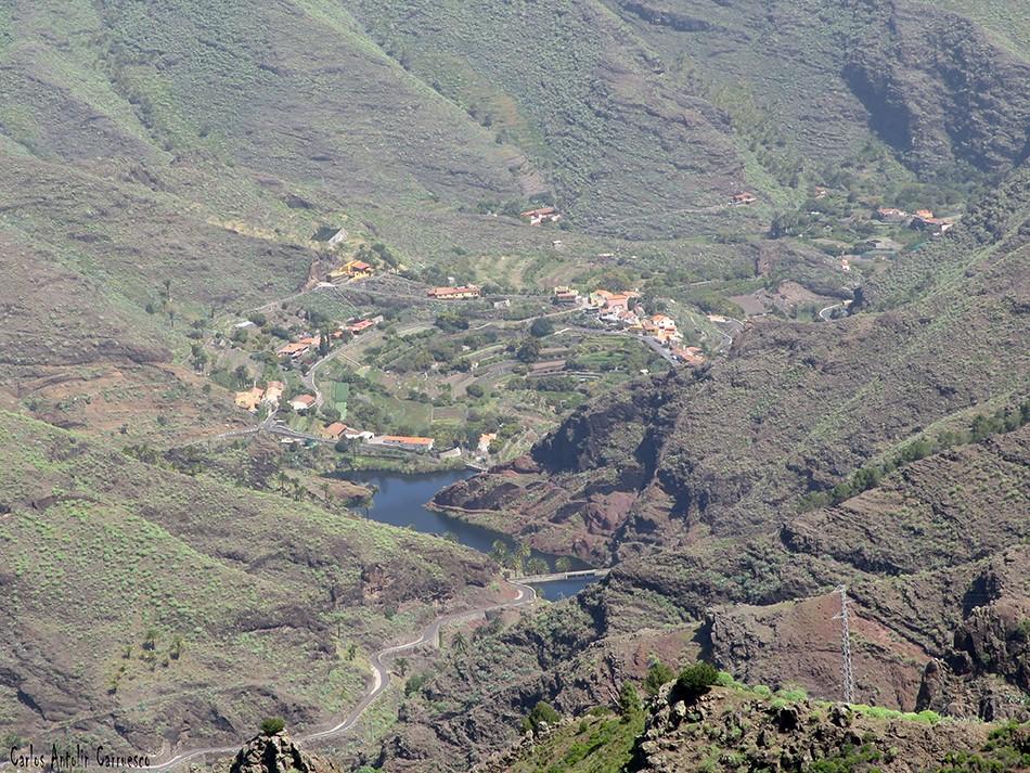 La Laja - GR131 - La Gomera
