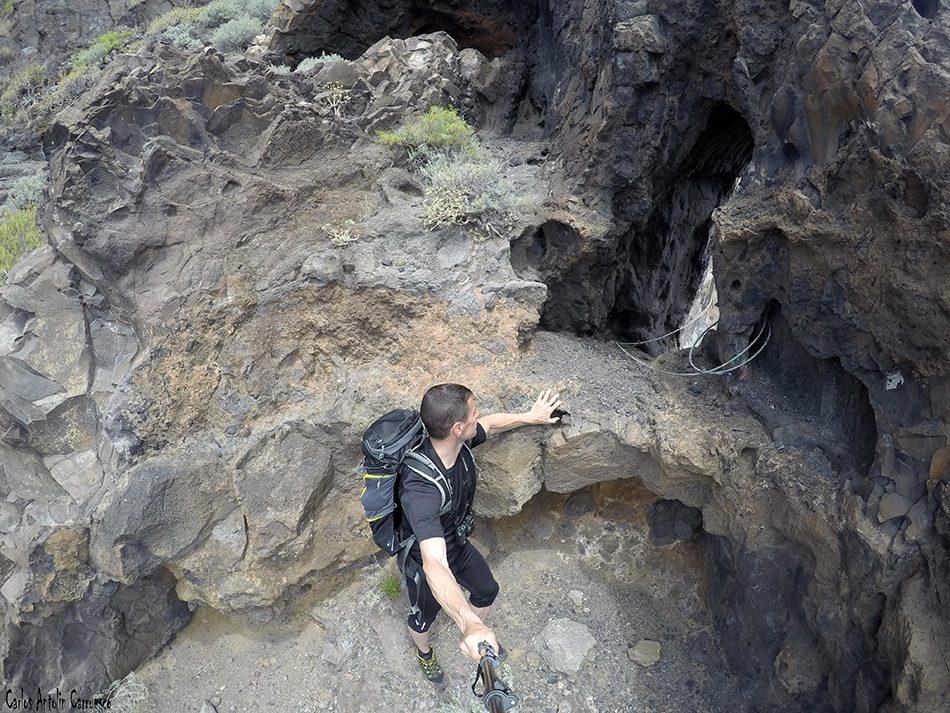 El bujero - Igueste de San Andrés - Tenerife