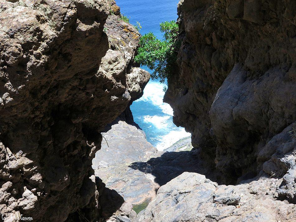 Barranco de Ajoque - Tenerife