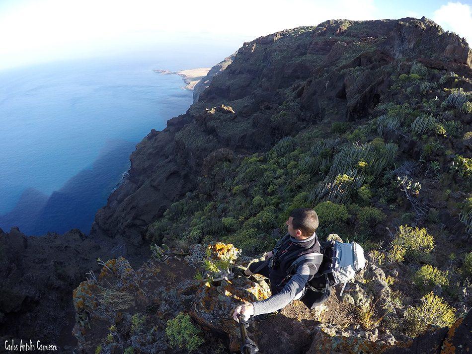 Los Garañones - Los Gigantes - Tenerife - Parque Rural de Teno