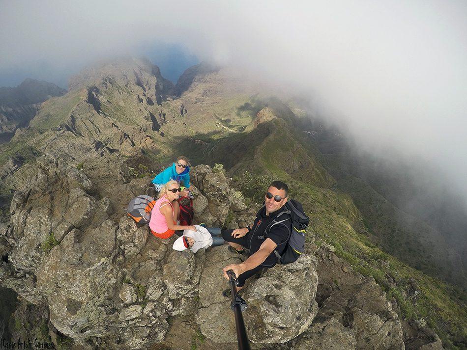 Pico Verde - Teno - Masca - Tenerife