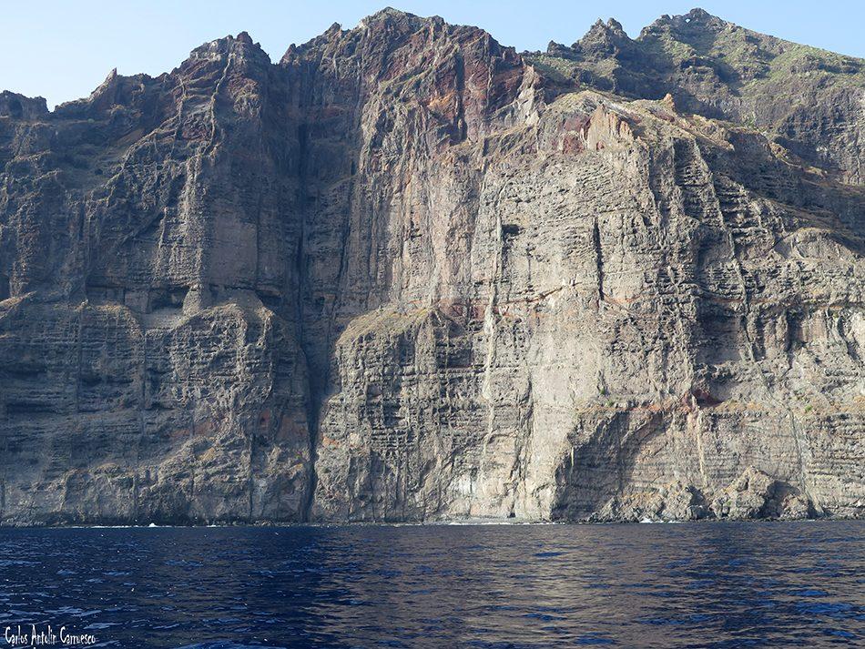 Los Gigantes - Tenerife - la eco