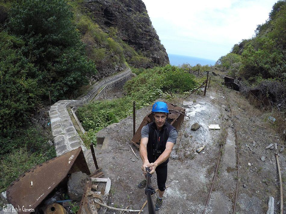 Salto de las Palomas - Tenerife<br/>Galería Salto de las Palomas