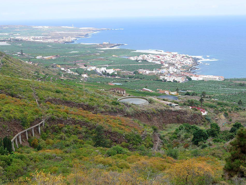 Galería Salto de Las Palomas - Tenerife