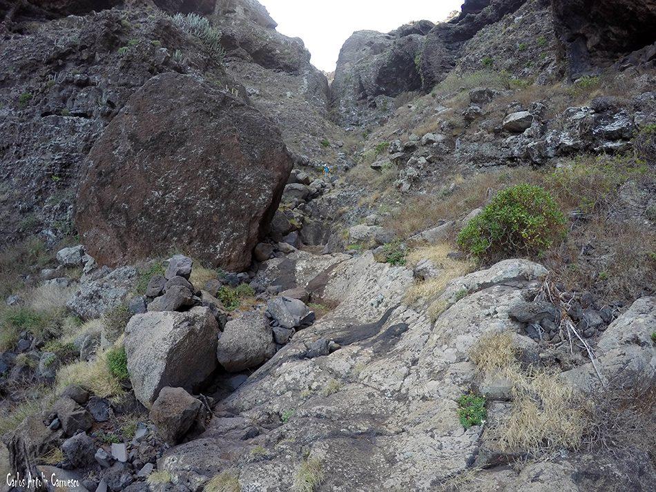 La Monja - Teno - Tenerife