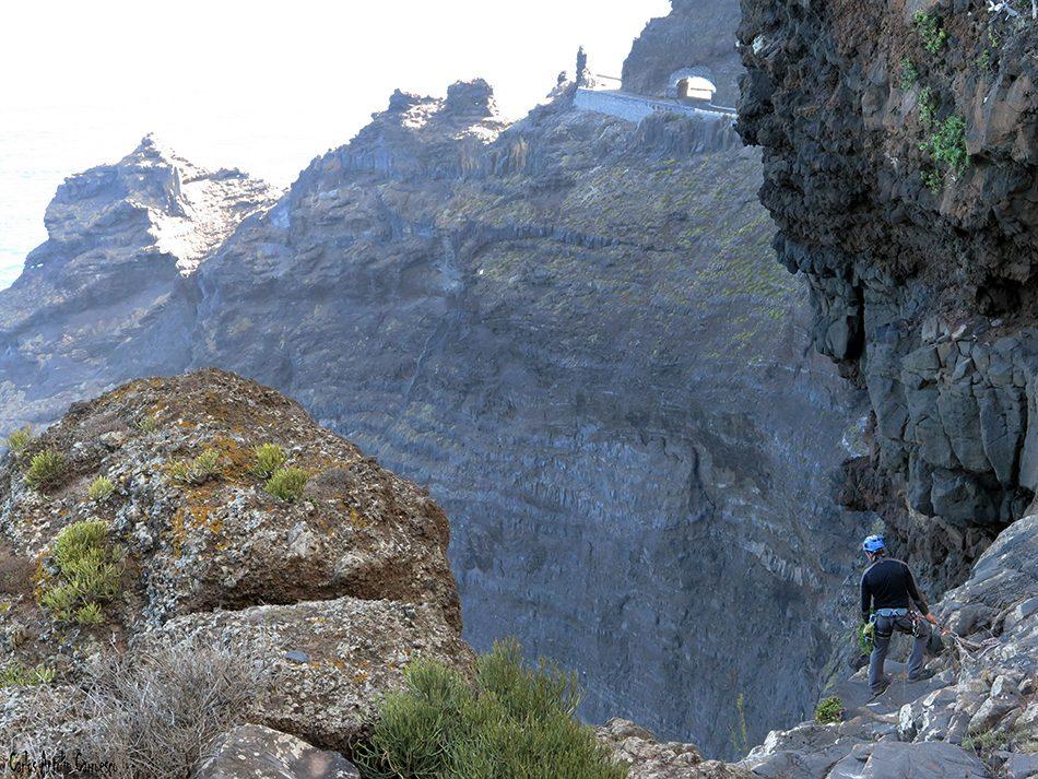 La Monja - Teno - Tenerife - mirador de la monja