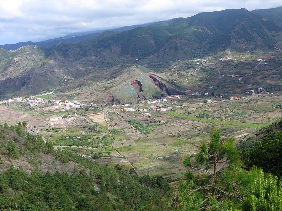 El Palmar - Teno - Tenerife