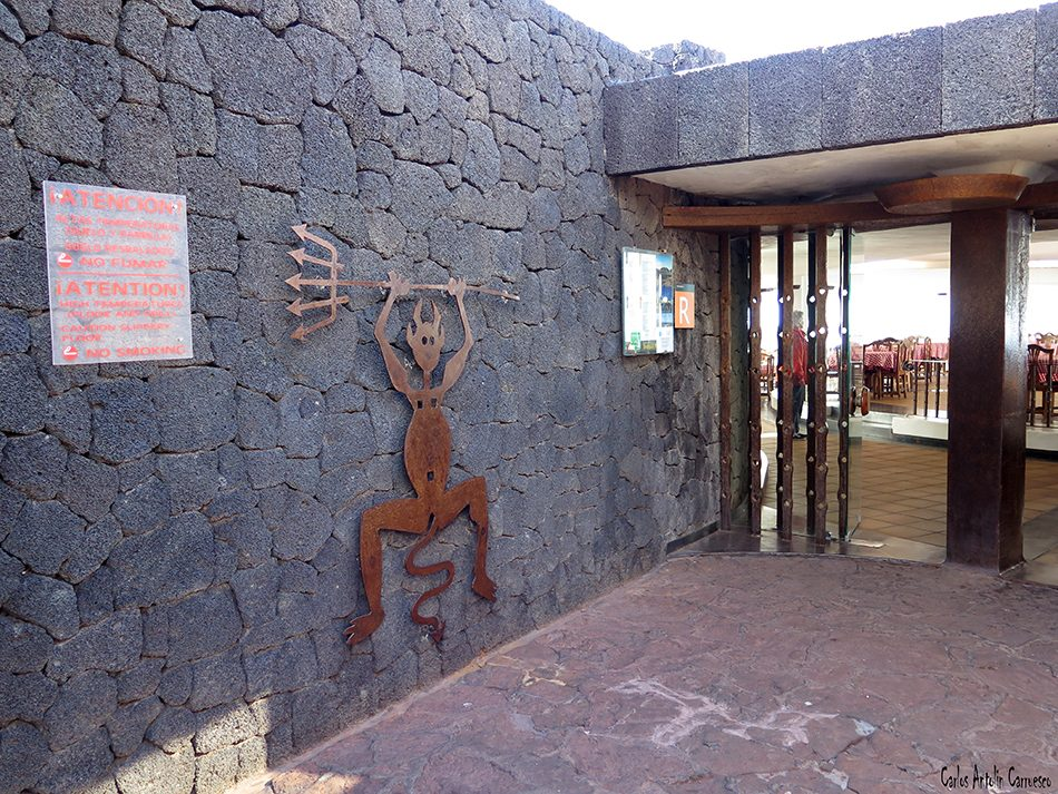 Restaurante El Diablo - Timanfaya