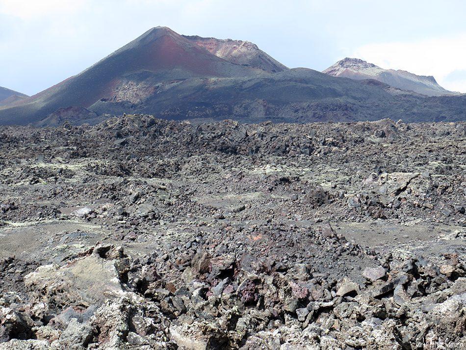 Volcán El Cuervo - Lanzarote - timanfaya