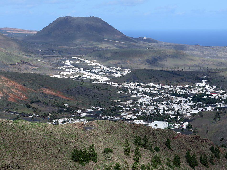 Volcán de La Corona - Haría - Lanzarote