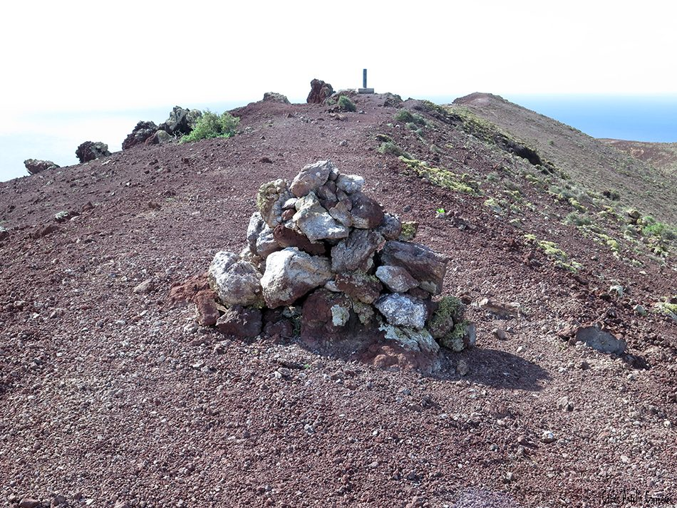 Isla de La Graciosa - Montaña Amarilla - Lanzarote
