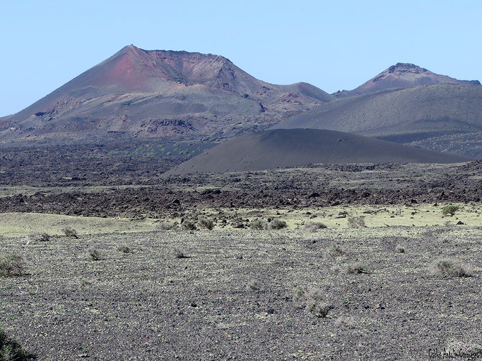 Montaña Rajada - Lanzarote