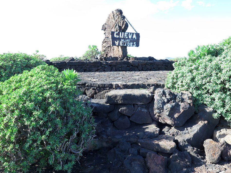 Malpaís de La Corona - Cueva de Los Verdes - Lanzarote
