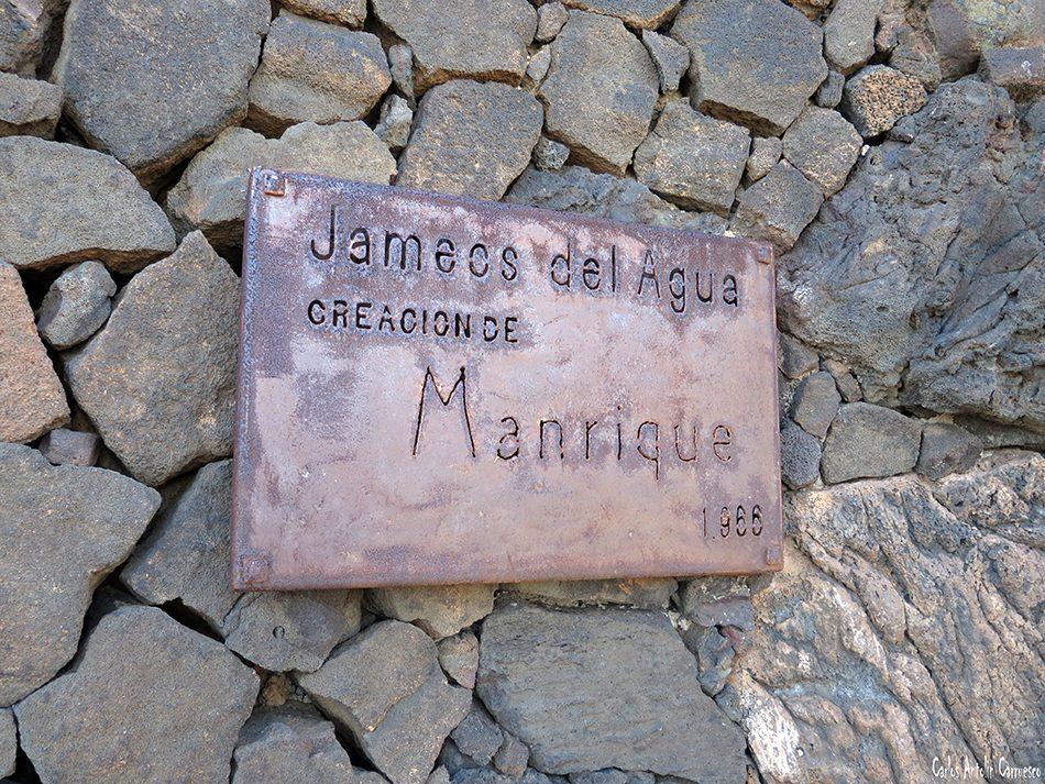 Jameos del Agua - César Manrique - Lanzarote