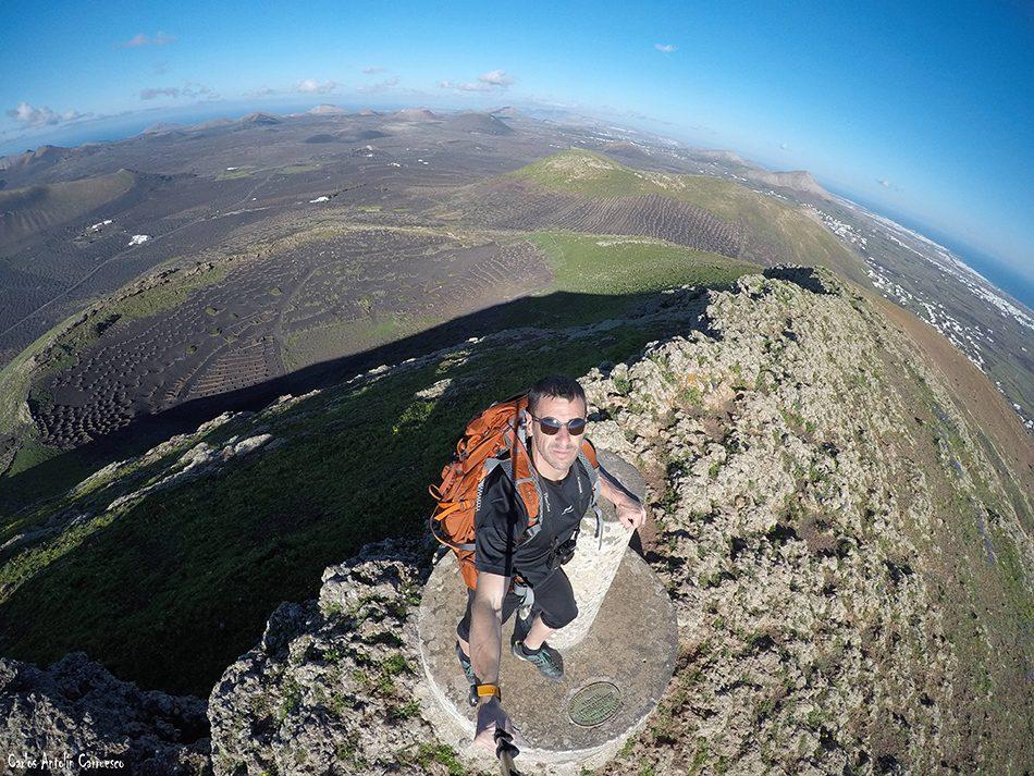 La Geria - Volcán Guardilama - Lanazarote