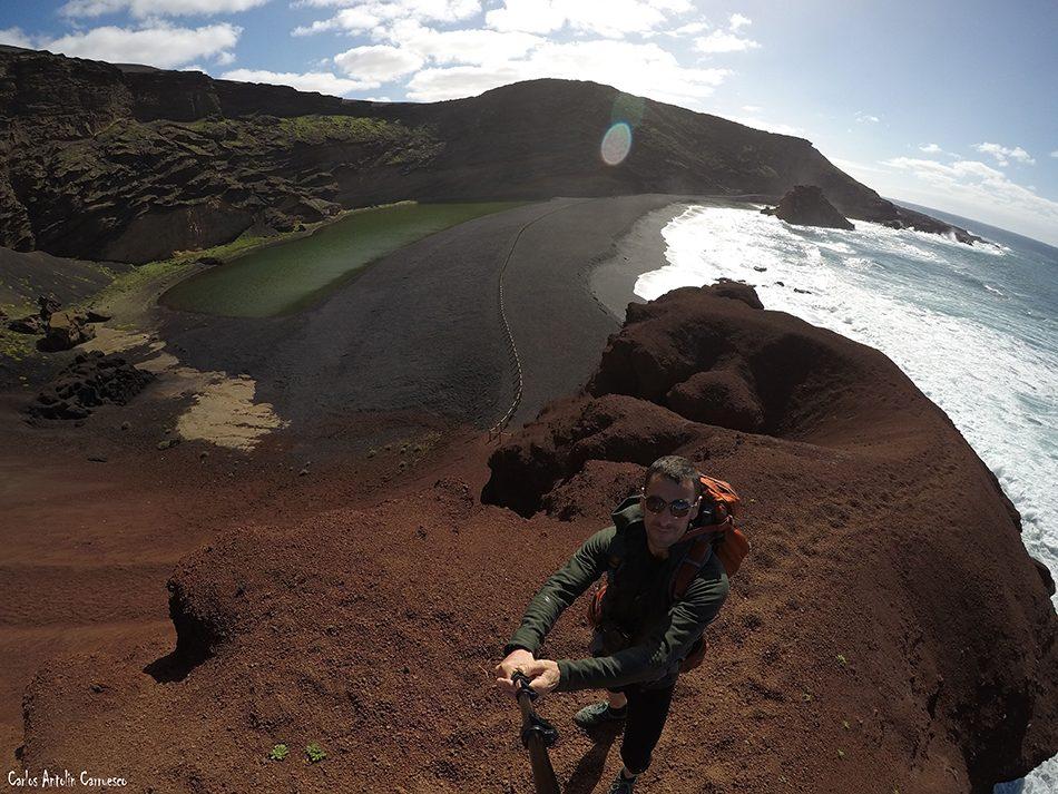 Lago Verde - Clicos - El Golfo - Lanzarote
