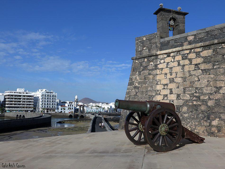 Arrecife - Castillo de San Gabriel - Lanzarote