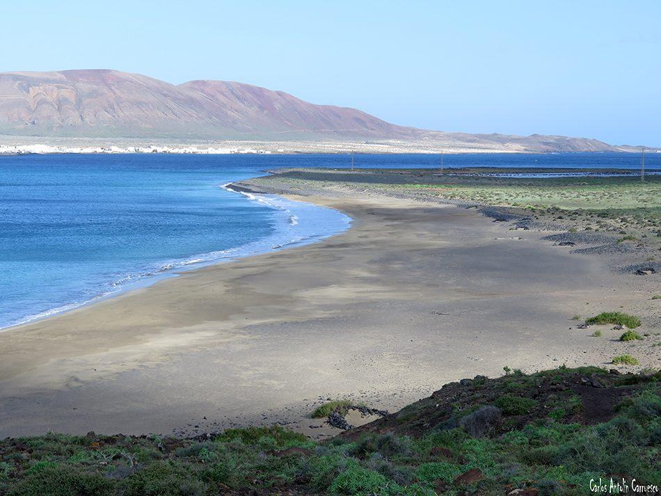 Playa del Risco - La Graciosa - Lanzarote