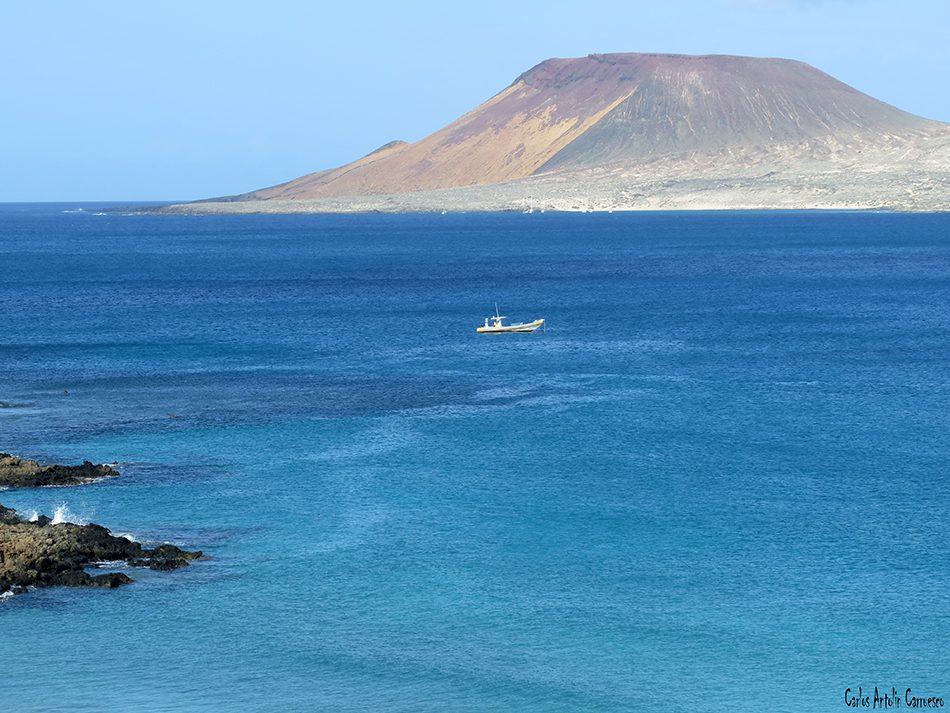 Playa del Risco - Montaña Amarilla - Lanzarote