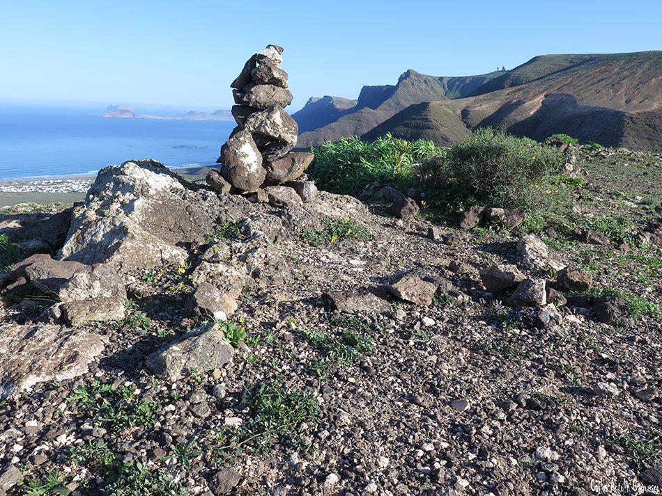 Riscos de Famara - Pico Maramajo - Lanzarote