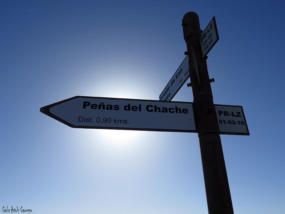 Ermita de Las Nieves - Riscos de Famara - Lanzarote