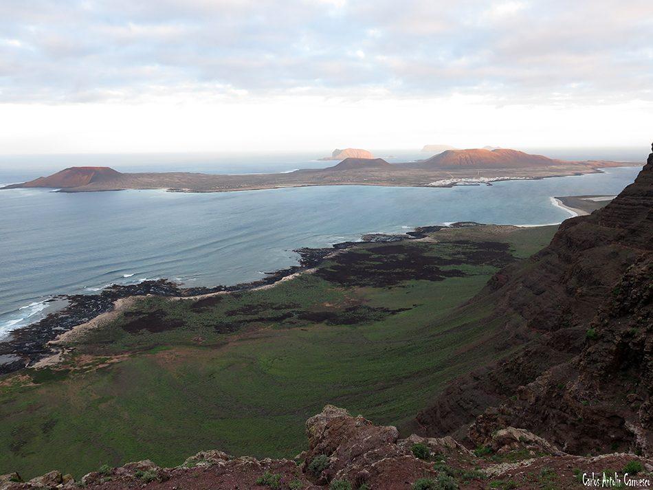 Isla de La Graciosa - Mirador de Guinate - Lanzarote - Archipiélago Chinijo - Guinate