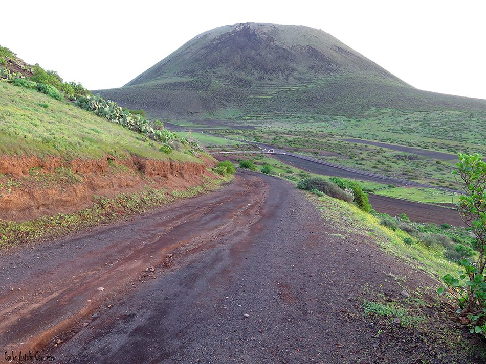Volcán de La Corona - Camino de Gayo - Lanzarote